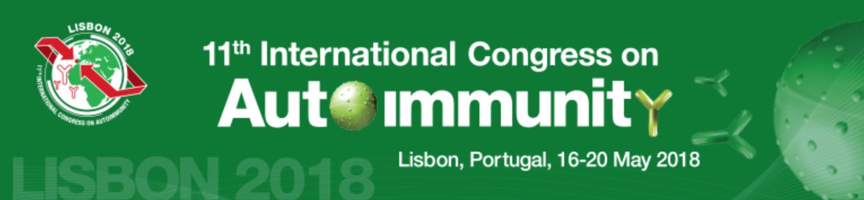 11th International Congress on Autoimmunity - Portugal, May